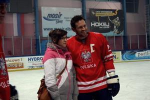 Wywiad z Hockey Princess Poland, czyli Agnieszką - pasjonatką hokeja.