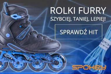 Rolki FURRY SPOKEY