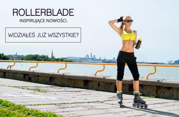 Rollerblade nowy