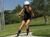 Ćwiczenia odchudzające - śmigaj na rolkach i chudnij