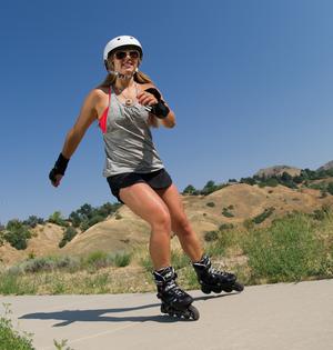 Sport dla pań – dlaczego warto zdecydować się na rolki damskie?