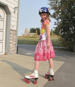 Czy jazda na wrotkach to odpowiedni sport dla dzieci?